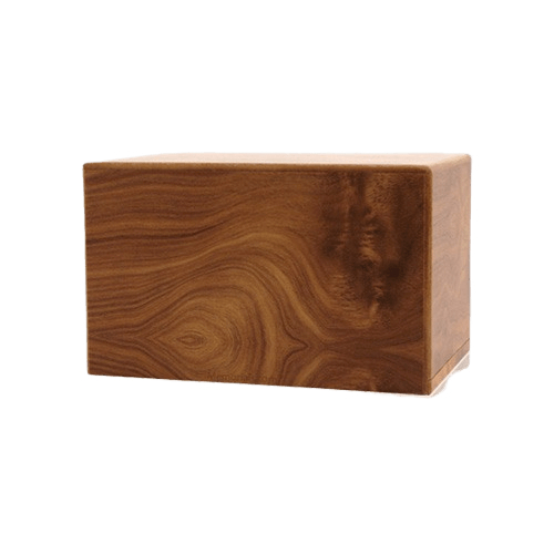 Natural Eternity Extra Small Wood Urn