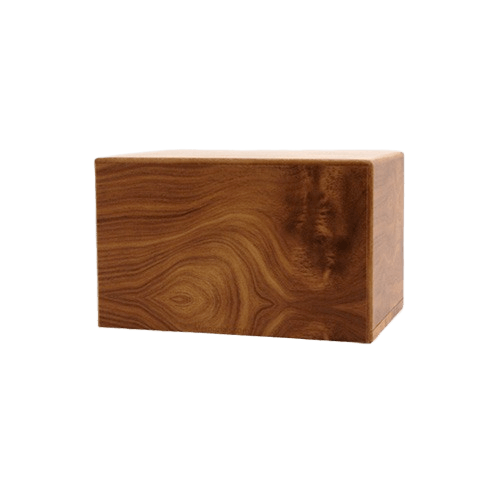 Natural Eternity Keepsake Wood Urn