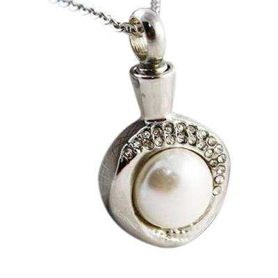 Pearl Cremation Jewelry
