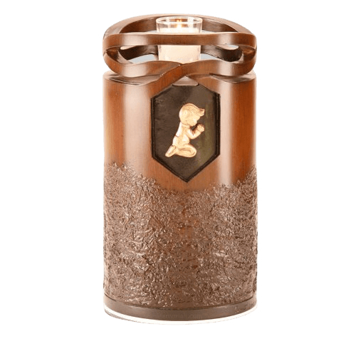 Infinity Wood Children Cremation Urn