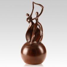 Heaven Dancing Companion Cremation Urn
