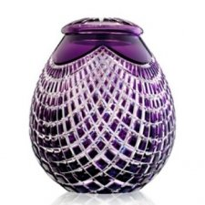 Caesar Glass Pet Urn