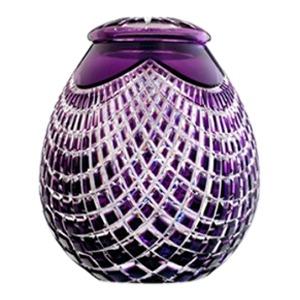 Caesar Glass Pet Urn