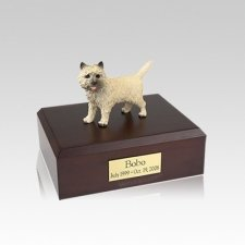 Cairn Terrier Small Dog Urn