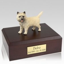 Cairn Terrier X Large Dog Urn