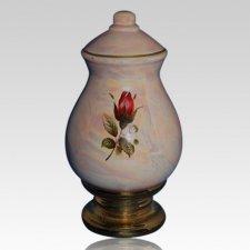 Callista Pink Keepsake Cremation Urn