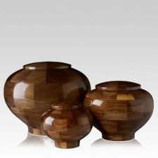 Canton Wood Cremation Urns