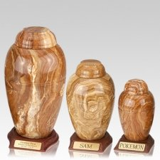 Canyon Marble Pet Urns