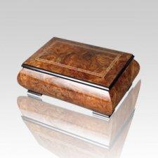 Capri Children Wood Cremation Urn