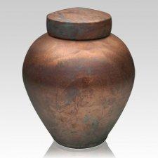 Caravella Ceramic Cremation Urn