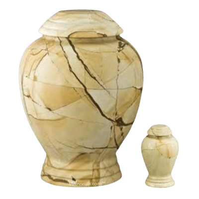 Carino Marble Cremation Urns