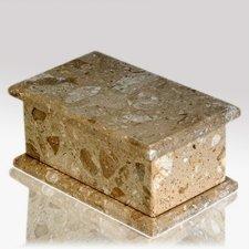 Casa Perlato Stone Pet Urn