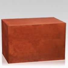 Casilla Wood Cremation Urn