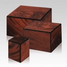 Catalan Wood Cremation Urns