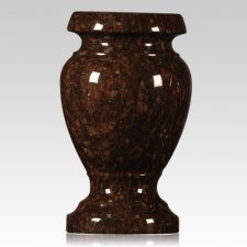 Cats Eye Granite Vase