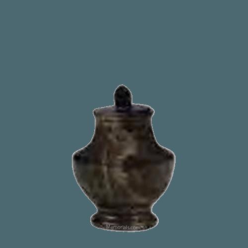 Caverns Marble Keepsake Urn