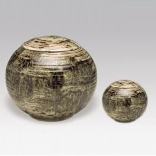 Caverns Ceramic Cremation Urns