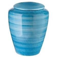 Celeste Ceramic Cremation Urns