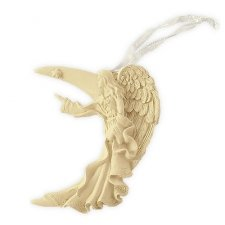 Celestial Angel Keepsake Ornament