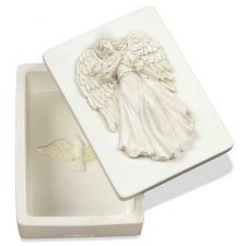 Celestial Angel Memory Box