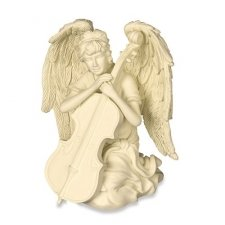 Cello Keepsake Angel