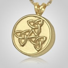 Celtic Cremation Pendant IV