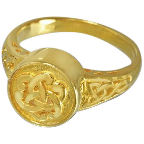Celtic Cremation Ring II