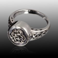 Celtic Cremation Ring