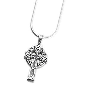 Celtic Cross Keepsake Jewelry III
