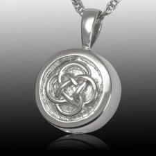 Celtic Knot Cremation Pendant