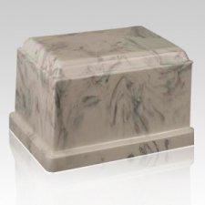 Cherish Cloud Marble Cremation Urn