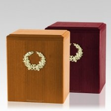 Champion Wreath Cremation Urns