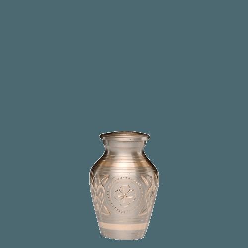 Chantique Gold Keepsake Cremation Urn