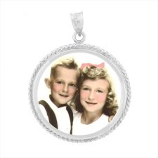 Charm Photo Pendants