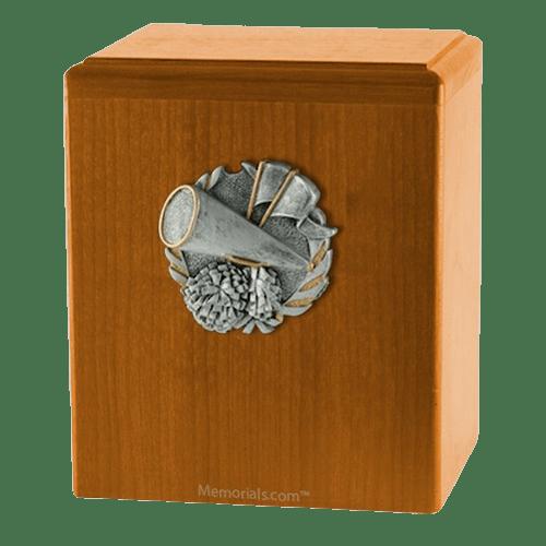 Cheerleader Cremation Urns