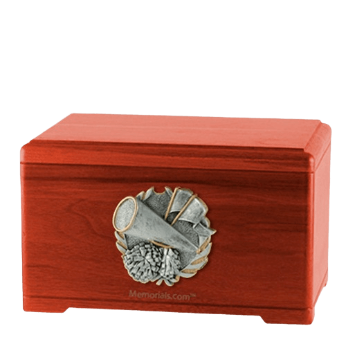 Cheerleading Cremation Urns