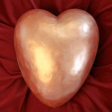 Cherish Ceramic Heart Urn