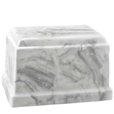 Cherish Cloud Marble Cremation Urn