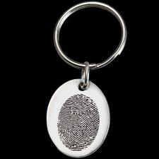 Cherish Print Keychain