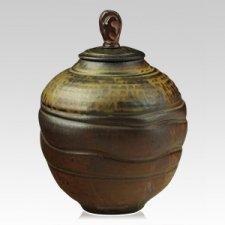 Cherokee Cremation Urn