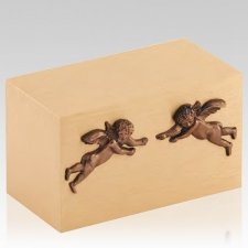 Cherub Infant Cremation Urn
