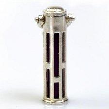Chic Pet Cremation Keychain Urn