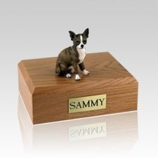 Chihuahua Brindle Large Dog Urn