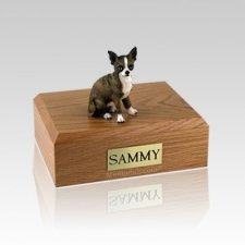 Chihuahua Brindle Dog Urns