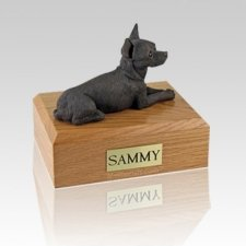 Chihuahua Chocolate Large Dog Urn