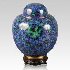 Oriental Dream Cloisonne Urn