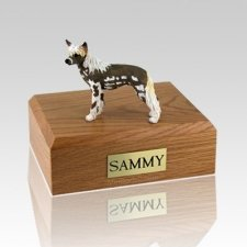 Chinese Crested X Large Dog Urn