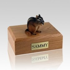 Chipmunk Large Cremation Urn