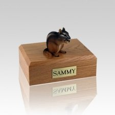 Chipmunk Small Cremation Urn