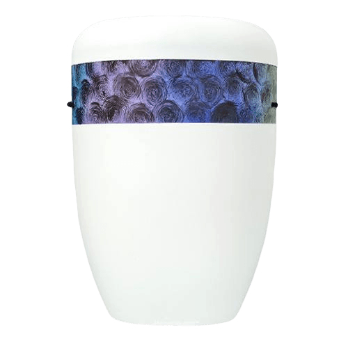 Cirquel Purple Biodegradable Urn